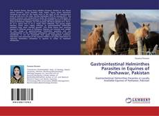 Обложка Gastrointestinal Helminthes Parasites in Equines of Peshawar, Pakistan