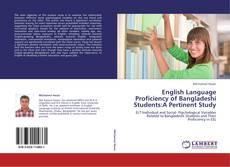 Copertina di English Language Proficiency of Bangladeshi Students:A Pertinent Study