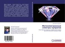 Фотоэлектронные спектры купратов kitap kapağı