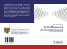 Buchcover von Conflict Management