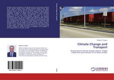 Portada del libro de Climate Change and Transport