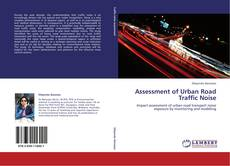 Portada del libro de Assessment of Urban Road Traffic Noise