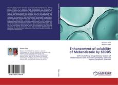 Copertina di Enhancement of solubility of Mebendazole by SEDDS