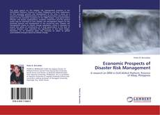 Economic Prospects of Disaster Risk Management kitap kapağı