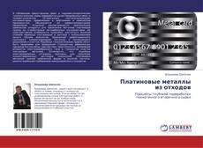 Bookcover of Платиновые металлы из отходов