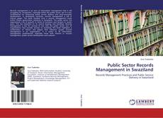 Bookcover of Public Sector Records Management in Swaziland