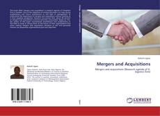 Обложка Mergers and Acquisitions