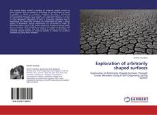 Buchcover von Exploration of arbitrarily shaped surfaces