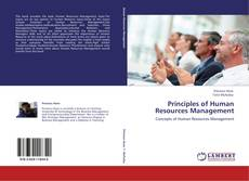 Bookcover of Principles of Human Resources Management