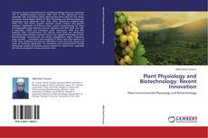 Buchcover von Plant Physiology and Biotechnology: Recent Innovation
