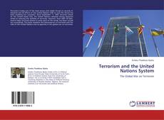 Bookcover of Terrorism and the United Nations System