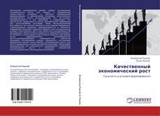 Качественный экономический рост kitap kapağı