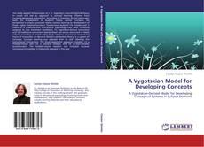 A Vygotskian Model for Developing Concepts kitap kapağı
