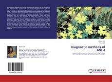Buchcover von Diagnostic methods of ANCA