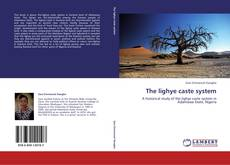 Bookcover of The lighye caste system