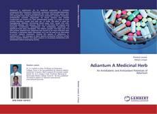 Обложка Adiantum A Medicinal Herb