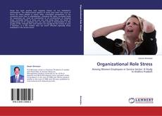 Bookcover of Organizational Role Stress
