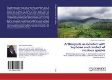 Bookcover of Arthropods associated with Soybean and control of noxious species