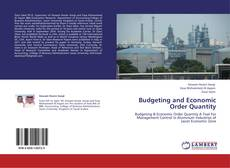 Bookcover of Budgeting and Economic Order Quantity