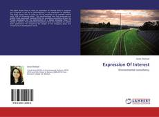Bookcover of Expression Of Interest
