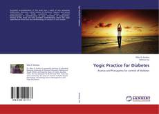 Bookcover of Yogic Practice for Diabetes