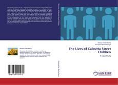 Capa do livro de The Lives of Calcutta Street Children