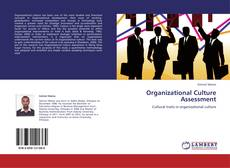 Bookcover of Organizational Culture Assessment