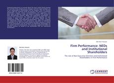 Bookcover of Firm Performance: NEDs and Institutional Shareholders