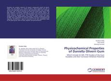 Physicochemical Properties of Daniella Oliverri Gum的封面