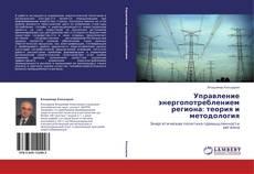 Обложка Управление энергопотреблением региона: теория и методология