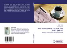 Bookcover of Macroeconomic Factors and Stock Return