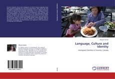 Couverture de Language, Culture and Identity