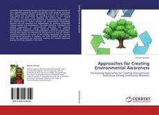 Capa do livro de Approaches for Creating Environmental Awareness