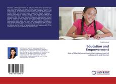 Bookcover of Education and Empowerment