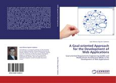 Bookcover of A Goal-oriented Approach for the Development of Web Applications