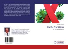 Bookcover of On the Front Lines