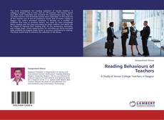 Capa do livro de Reading Behaviours of Teachers