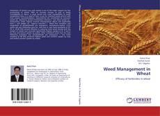 Portada del libro de Weed Management in Wheat