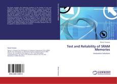 Couverture de Test and Reliability of SRAM Memories