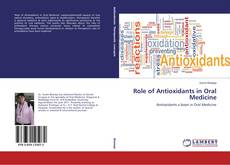 Bookcover of Role of Antioxidants in Oral Medicine