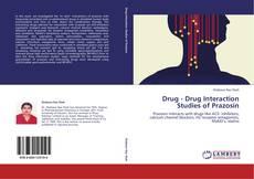 Buchcover von Drug - Drug Interaction Studies of Prazosin