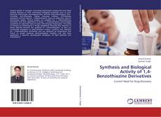 Synthesis and Biological Activity of 1,4-Benzothiazine Derivatives kitap kapağı