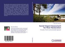 Portada del libro de Social Impact Assessment for River Restoration