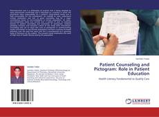 Patient Counseling and Pictogram: Role in Patient Education kitap kapağı
