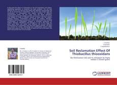 Couverture de Soil Reclamation Effect Of Thiobacillus thiooxidans