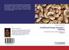 Bookcover of Livelihood Scope Analysis - Cashew