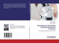 Bookcover of Phenotype & Genotype Characterization of V.cholera