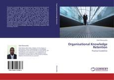Couverture de Organisational Knowledge Retention