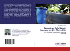 dhaka city emm solid waste solid Dhaka city integrated municipal solid waste plan as the highly dense and urbanized capital of bangladesh, dhaka city anticipates generating 4,600-5,110 tons of.
