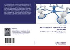 Bookcover of Evaluation of LTE-Advanced Networks